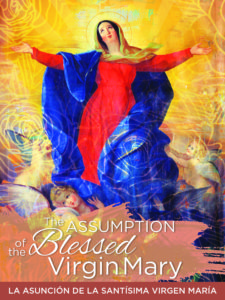 Assumption of Mary Mass @ St. Anthony Church